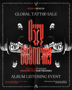 Ozzy Osbourne Studio Malm